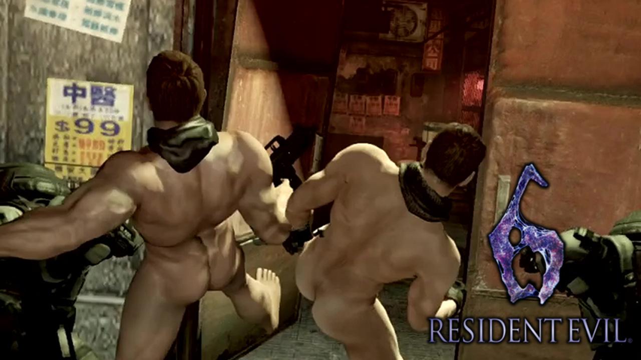 [Patreon] Resident Evil 6 Nude Run Masterlist
